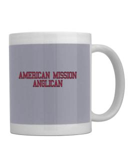 American Mission Anglican - Simple Athletic Mug