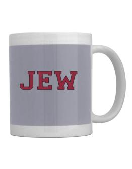 Jew - Simple Athletic Mug