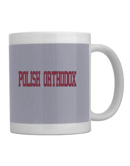 Polish Orthodox - Simple Athletic Mug