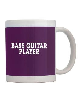 Bass Guitar Player - Simple Mug