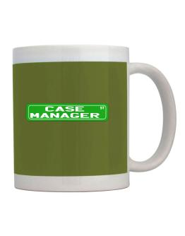 Case Manager St Mug