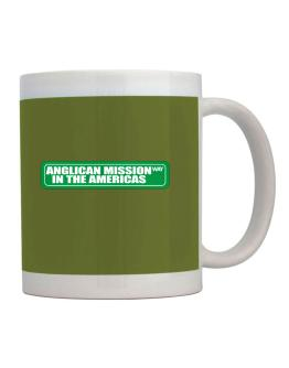 Anglican Mission In The Americas Way Mug