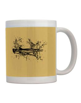 Alligator Gar sketch Mug