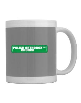 Polish Orthodox Church Way Mug