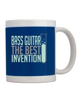 Bass Guitar The Best Invention Mug