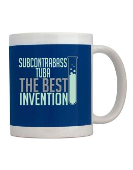 Subcontrabass Tuba The Best Invention Mug