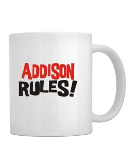 Addison Rules! Mug