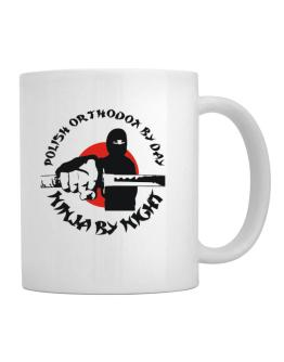 Polish Orthodox By Day, Ninja By Night Mug
