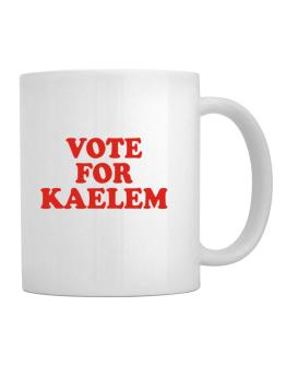 Vote For Kaelem Mug