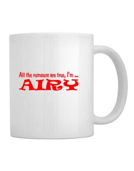 All the rumours airy Mug
