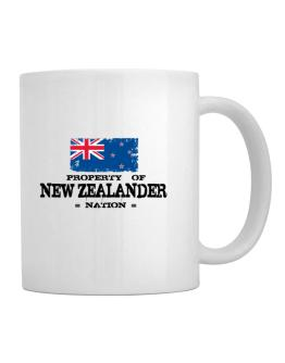 Taza de Property of New Zealander Nation