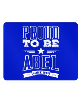 Proud to be Abel Parking Sign - Horizontal