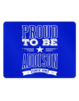 Proud to be Addison Parking Sign - Horizontal