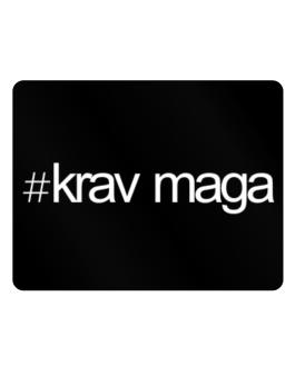 Hashtag Krav Maga Parking Sign - Horizontal