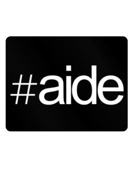Hashtag Aide Parking Sign - Horizontal