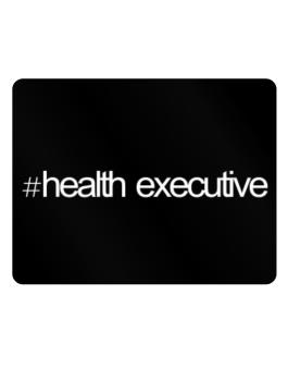 Hashtag Health Executive Parking Sign - Horizontal
