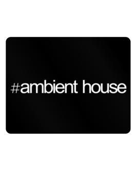 Hashtag Ambient House Parking Sign - Horizontal