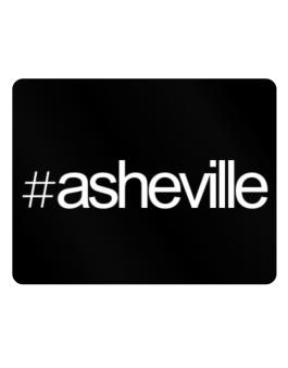 Hashtag Asheville Parking Sign - Horizontal