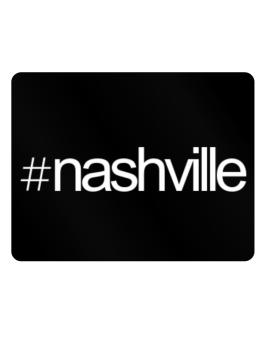 Hashtag Nashville Parking Sign - Horizontal