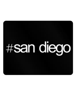 Hashtag San Diego Parking Sign - Horizontal