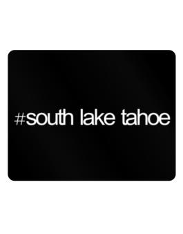 Hashtag South Lake Tahoe Parking Sign - Horizontal