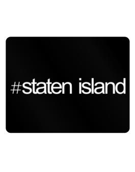 Hashtag Staten Island Parking Sign - Horizontal