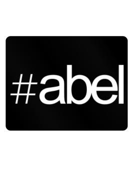 Hashtag Abel Parking Sign - Horizontal