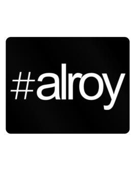 Hashtag Alroy Parking Sign - Horizontal