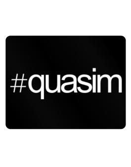 Hashtag Quasim Parking Sign - Horizontal