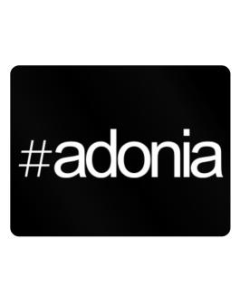 Hashtag Adonia Parking Sign - Horizontal
