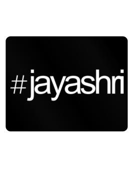 Hashtag Jayashri Parking Sign - Horizontal