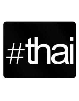 Hashtag Thai Parking Sign - Horizontal