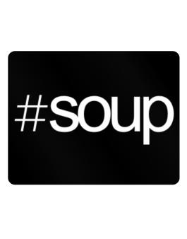 Hashtag Soup Parking Sign - Horizontal