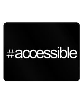 Hashtag accessible Parking Sign - Horizontal