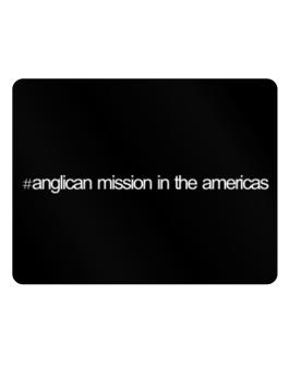 Hashtag Anglican Mission In The Americas Parking Sign - Horizontal