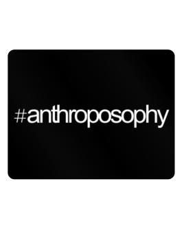 Hashtag Anthroposophy Parking Sign - Horizontal