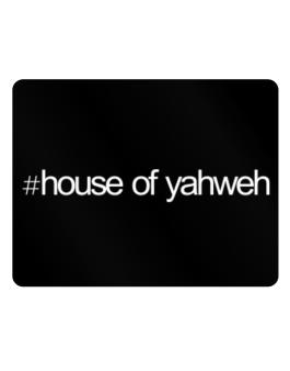 Hashtag House Of Yahweh Parking Sign - Horizontal