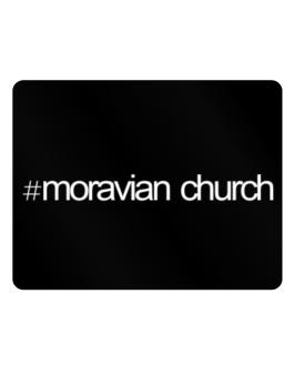 Hashtag Moravian Church Parking Sign - Horizontal