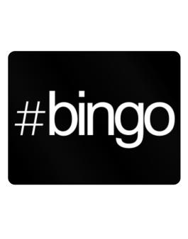 Hashtag Bingo Parking Sign - Horizontal