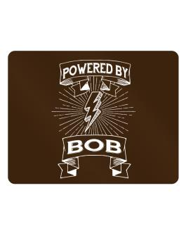 Powered by Bob Parking Sign - Horizontal