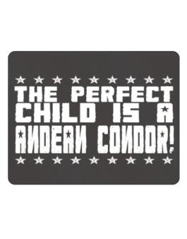 The Perfect Child Is An Andean Condor Parking Sign - Horizontal