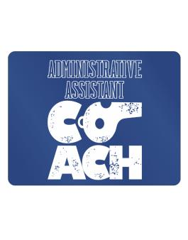 Administrative Assistant Coach Parking Sign - Horizontal