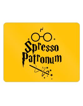 Spresso Patronum Parking Sign - Horizontal
