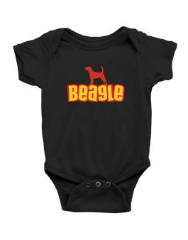 Breed Color Beagle Baby Bodysuit