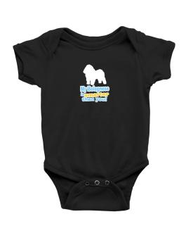 My Bolognese Is Smarter Than You ! Baby Bodysuit