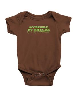 Accessible By Nature Baby Bodysuit