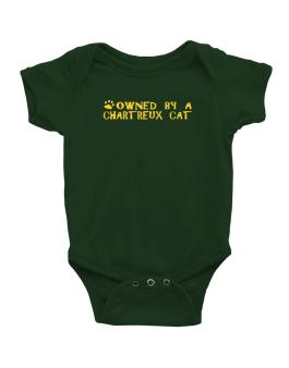 Owned By A Chartreux Baby Bodysuit