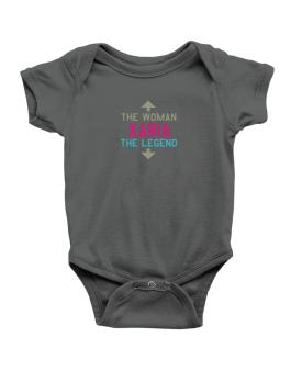 Xaria - The Woman, The Legend Baby Bodysuit