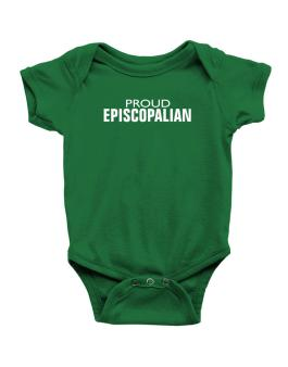 Proud Episcopalian Baby Bodysuit