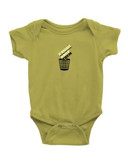 If Whiskey Hinders Your Studies, Drop Them Baby Bodysuit